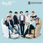 マッサージチェア「BODYFRIEND」BTS(防弾少年団)と共に2次広告キャンペーンとビハインドストーリー公開
