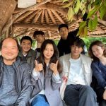 チュウォン×キム・ヒソン×イ・ダイン、幸せな「アリス」現場写真を公開