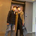【トピック】「SHINee」キー、除隊後にオンユとうれしい出会いを公開