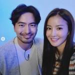 """「夫が嫉妬するかも」女優イ・シヨン、イ・ジヌクらイケメンたちの間で""""紅一点"""""""