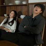 """<トレンドブログ>キム・ヒソン&チュウォン「アリス」のリアタイ視聴を呼んだコミカルツーショット""""とっても疲れて"""""""