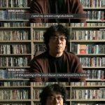 「パラサイト」のポン・ジュノ監督、「釜山国際映画祭」開幕を祝福 「ことしも変わりなく大切で、誇らしい」