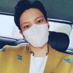 俳優チュウォン、おでこを出しても素敵...チュソク(秋夕=旧盆)にも歴代級イケメン