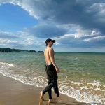 「iKON」ジナン、鍛えられた後ろ姿に胸キュン…夏の終わりの近況