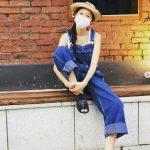 女優コン・ヒョジン、スレンダーな愛らしい後ろ姿を披露