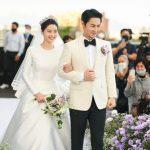 チョンジン(SHINHWA)、幸せあふれる結婚式のようすを公開