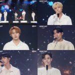 「Wanna One」出身キム・ジェファン×ハ・ソンウン×パク・ジフン×イ・デフィ×パク・ウジン、「KCON:TACT」でスペシャルステージ