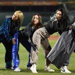 【フォト】イ・ヒョリ&オム・ジョンファ&Jessi&ファサ(MAMAMOO)のプロジェクトグループ「払戻遠征隊」、始球式に登場