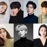 イ・ソンギョン、アン・ヒョソプ、キム・ソンホ、アン・ボヒョンなど旬のスター7人、「2020 AAA」に出席