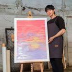 チョン・ヘイン、まるで画家!?…温かな人間性を感じさせる見事な絵に感嘆の声
