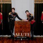 K-POPグループ AB6IX(エイビーシックス)、11月2日にニューアルバム「SALUTE」を発売!日本語訳歌詞カードや特典付きでの日本限定特典販売も!