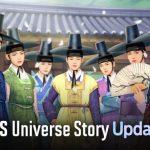 【情報】『BTS Universe Story』初のアップデート実施!ハロウィンアクセや新ストーリーが登場