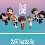 BTS(防弾少年団)、キャラクター「TinyTAN」のマスク製品発売
