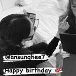 女優ソン・ヘギョ、スタッフの誕生日も忘れず祝福「Happy birthday」