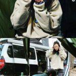 女優コン・ヒョジン、俳優イ・チョンヒ&チョン・ヘジン夫婦と同伴キャンピングを公開