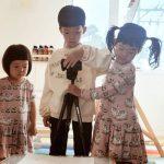 """女優ソ・ユジン、三兄妹の日常を公開…""""大きくなるほど両親そっくり。強力な遺伝子の力"""""""