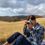 チ・チャンウク、ラフなファッションでもかっこいい…カメラに夢中なイケメン