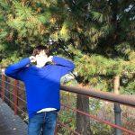 チャン・グンソク、まぶしいビジュアル…日差しを満喫する愉快な姿