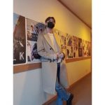 キム・ジュンス、ダンディな魅力…ロングコートがよく似合う