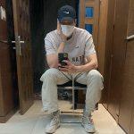 <トレンドブログ>俳優キム・ヨングァン、トレーニングウェア姿のミラーセルフィーでナチュラルな魅力