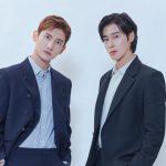 東方神起、11月27日(金)配信限定新曲のジャケット写真&新ビジュアルを公開
