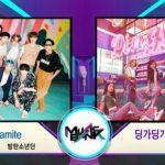 BTS vs MAMAMOO「ミュージックバンク」…11月第2週目の1位候補で対決