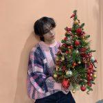 "「MONSTA X」ヒョンウォン、ファンの為にキュートな愛嬌…""少し早いメリークリスマス"""