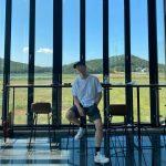 「SHINee」Key(キー)、夏を懐かしむショットを公開…余裕のある笑顔