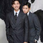 映画「徐福」のコン・ユ&パク・ボゴム、ツインルックで歴代級眼福ビジュアル