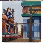 サンダラ・パク(元2NE1)、一人で乗るアトラクションの写真でかわいい近況を公開
