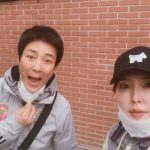 <トレンドブログ>ハ・ヒラ&チェ・スジョンおしどり夫婦は散歩も一緒に♪