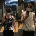2PMオク・テギョン&ニックン、たくましい腕の筋肉公開…元祖野獣アイドルの帰還