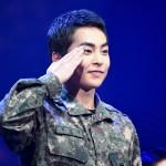 「公式」EXOシウミン、12月6日未復帰除隊…EXO最初の軍勤務修了