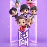 BTS(防弾少年団)のキャラクター「TinyTAN」、グローバルモバイルゲームのパブリッシング契約を結ぶ