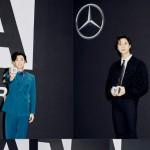 チュ・ジフン、テミン(SHINee)、キム・ウニ作家ら、「ARENA HOMME +」の第15回「A-Awards」で受賞