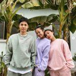 <トレンドブログ>コ・ウナ一家、弟「MBLAQ」ミルとスウェット姿で仲良しくキムチ漬けする仲良し家族