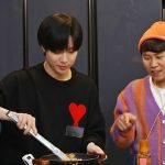 「SHINee」テミン、「美味しさの広場」で燻製アヒル肉で作ったキムチチゲのレシピを公開!!