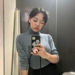 <トレンドブログ>「gugudan」キム・セジョン、ふくれっ面も可愛さ満載…精一杯のウインク披露?
