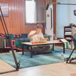 「HIGHLIGHT」ユン・ドゥジュン、食欲刺激するラーメンのモクパン