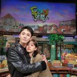<トレンドブログ>「SHINee」KEY&「Girl's Day」ヘリのハグ写真…仲睦まじい2人が可愛い!