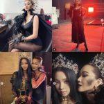 チャン・ユンジュ、「aespa」メンバーKARINAとの「Black Mamba」ミュージックビデオ撮影ビハインドを公開