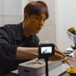 【トピック】俳優イ・ミンホ、シャープな目元で視線を奪う映像が話題(動画あり)