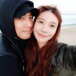 【トピック】女優チャ・イェリョン、夫チュ・サンウクとのラブラブツーショットを公開