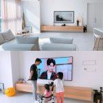 イン・ギョジン&ソ・イヒョン夫妻、洗練されたリビングの新しい家を公開