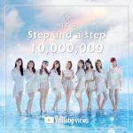 「NiziU」、デビュー曲「Step and a step」MVが公開1日足らずで1000万回突破…「ベストアーティスト2020」で世界初パフォーマンス