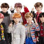 BTS(防弾少年団)の「BTSファッションドール」、23日にアジア初公式ローンチ決定