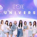 「IZ*ONE」、K-POPファンダムプラットフォーム「UNIVERSE」に合流