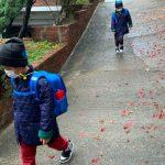 イ・フィジェ&ムン・ジョンウォン、双子の登校を一緒に..センス溢れる登校ルック