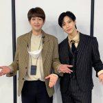 <トレンドブログ>「SHINee」オンユ、テミンを応援…うれしいツーショット