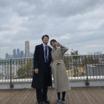 俳優キム・ソンホ、スジ(元Miss A)と共演したドラマ「スタートアップ」の最終撮影に泣き顔